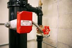 image water flow alarm